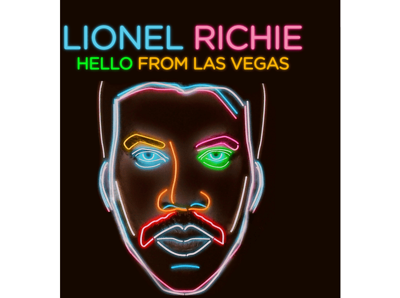Lionel Richie - Hello From Las Vegas [CD]
