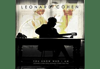 Leonard Cohen - YOU KNOW WHO I AM  - (CD)