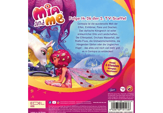 Mia And Me - Mia and me: Hörspiel Staffelbox  - (MP3-CD)