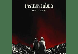 Year Of The Cobra - Ash And Dust (Black Vinyl)  - (Vinyl)