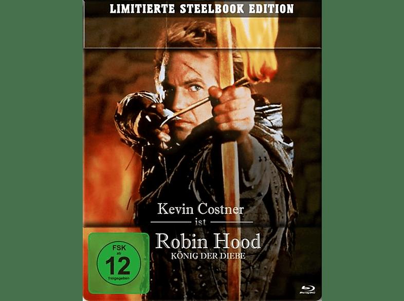 Robin Hood-König der Diebe (2 Blu-rays) (Steelbook) [Blu-ray]