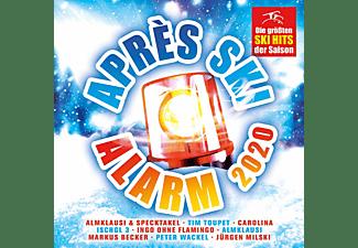 VARIOUS - Apres Ski Alarm 2020-Die Größten Ski-Hits Der  - (CD)