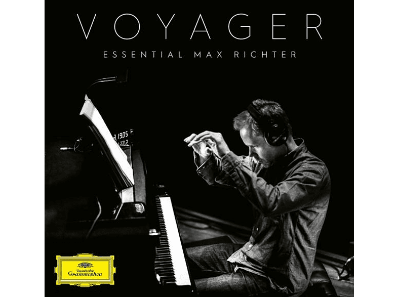 Max Richter - VOYAGER - ESSENTIAL MAX (LTD.ED.) [Vinyl]