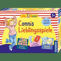KOSMOS 697761 Connis Lieblingsspiele Kinderspielesammlung, Mehrfarbig