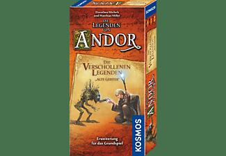 KOSMOS 690908 Die Legenden von Andor - Die verschollenen Legenden Familienspiel Mehrfarbig