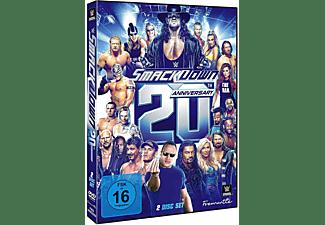 WWE:Smackdown 20th Anniversary DVD