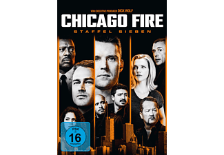 Chicago Fire-Staffel 7 - (DVD)