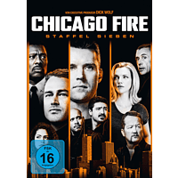 Chicago Fire-Staffel 7 [DVD]