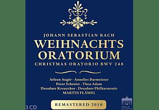 Dresdner Kreuzchor, Dresdner Philharmonie, Martin Flämig - Bach:Weihnachtsoratorium (2019 Remaster)  - (CD)
