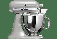 KITCHENAID 5KSM150PSEMC Artisan Küchenmaschine Grau (Rührschüsselkapazität: 4,8 Liter, 300 Watt)
