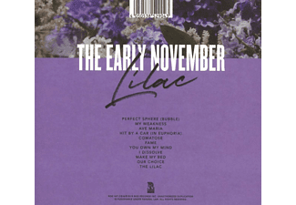 The Early November - LILAC  - (CD)