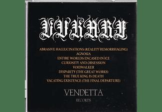 Vukari - Aevum  - (CD)