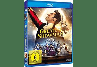 Greatest Showman Blu-ray