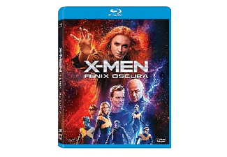 X-Men: Fénix Oscura - Blu-ray