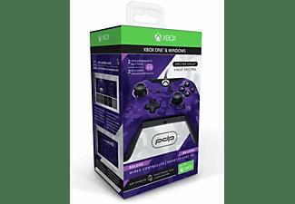 Mando Xbox One - PDP Mando Xbox One, Con cable, Vibration feedback, Camo Lila