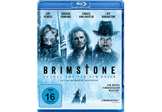 Brimstone Blu-ray