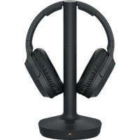 SONY MDR-RF895RK, Over-ear Funkkopfhörer  Schwarz