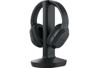 SONY MDR-RF895RK, Over-ear Kopfhörer Schwarz