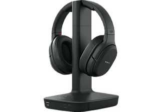 SONY WH-L600, Over-ear Kopfhörer Schwarz