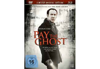 Pay the Ghost - (Blu-ray + DVD)