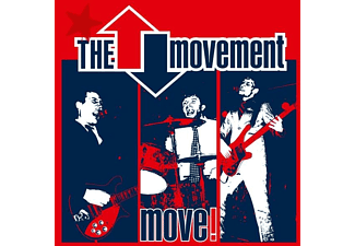 The Movement - Move  - (CD)