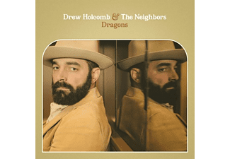 Drew And The Nei Holcomb - DRAGONS  - (CD)