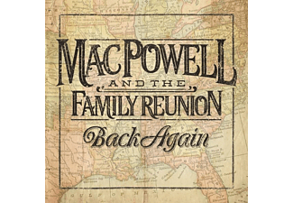 Mac & The Family Powell - BACK AGAIN  - (CD)