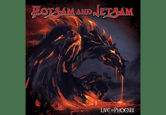 Flotsam  Jetsam - LIVE IN PHOENIX  - (Vinyl)