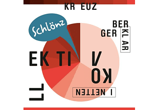 Kreuzberger Klarinetten K - Schlonz  - (CD)