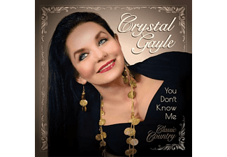 Crystal Gayle - You Don't Know Me  - (CD)