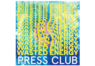 Press Club - Wasted Energy  - (CD)