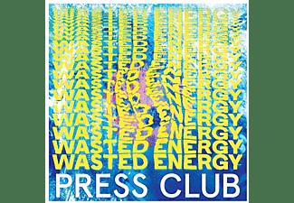 Press Club - Wasted Energy  - (Vinyl)