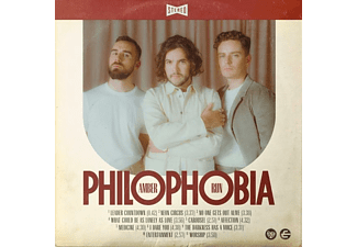 Amber Run - Philophobia-Digi-  - (CD)