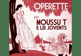Moussu T E Lei Jovents - Operette-Vol.1  - (CD)