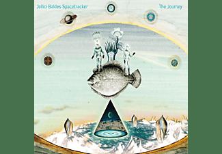 Jellici Baldes Spacetracker - Journey-Digi-  - (CD)