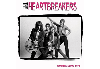 The Heartbreakers - Yonkers Demo+Live..  - (CD)