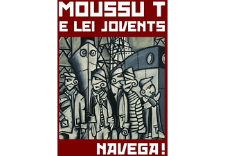 Moussu T E Lei Jovents - Navega!  - (CD)