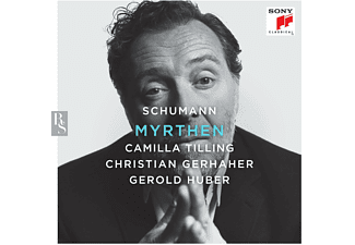 Christian Gerhaher, Gerold Huber, Camilla Tilling - Myrthen  - (CD)