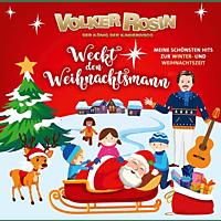 Volker Rosin - Weckt Den Weihnachtsmann-Meine Schönsten Hits - (CD)