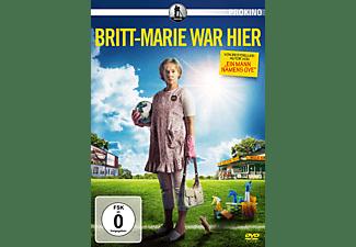 Britt Marie War Hier Film