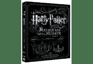 Harry Potter Y Las Reliquias De La Muerte - Parte 2 (Ed. 2019) - Blu-ray