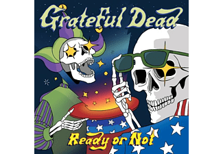 Grateful Dead - READY OR NOT  - (CD)