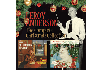 Leroy Anderson - COMPLETE CHRISTMAS..  - (CD)