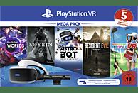 SONY PlayStation VR Mega Pack 2: PlayStation VR, PlayStation Camera, 5 Spiele (VOUCHER)