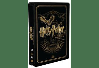 Pack Harry Potter (Colección Completa) (Ed. 2019) (Ed. Golden Steelbook) - DVD