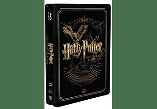 Pack Harry Potter (Colección Completa) (Ed. 2019) (Ed. Golden Steelbook) - Blu-ray