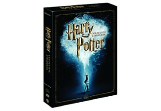 Pack Harry Potter (Colección Completa) (Ed. 2019) - DVD