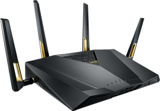 ASUS RT-AX88U - Router (Nero)