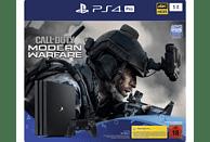 SONY PS4 PRO 1TB Jet Black - Call of Duty: Modern Warfare Bundle