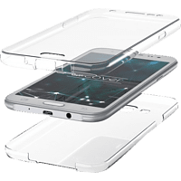 AGM 28360 , Full Cover, Huawei, P30 Pro, Thermoplastisches Polyurethan, Transparent